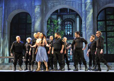Opera Carmen 2 - photo par Louise Leblanc