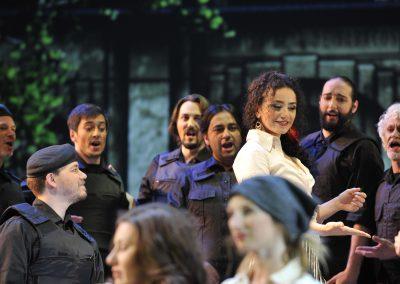 Opera Carmen 4 - photo par Louise Leblanc